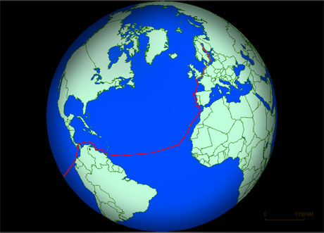 atlanten karta Respolare sökes | Nöjesguiden atlanten karta